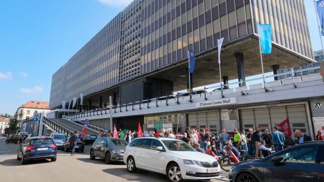 Réorganisation chez D'Ieteren: 103 emplois menacés, le travail à l'arrêt sur le site d'Ixelles