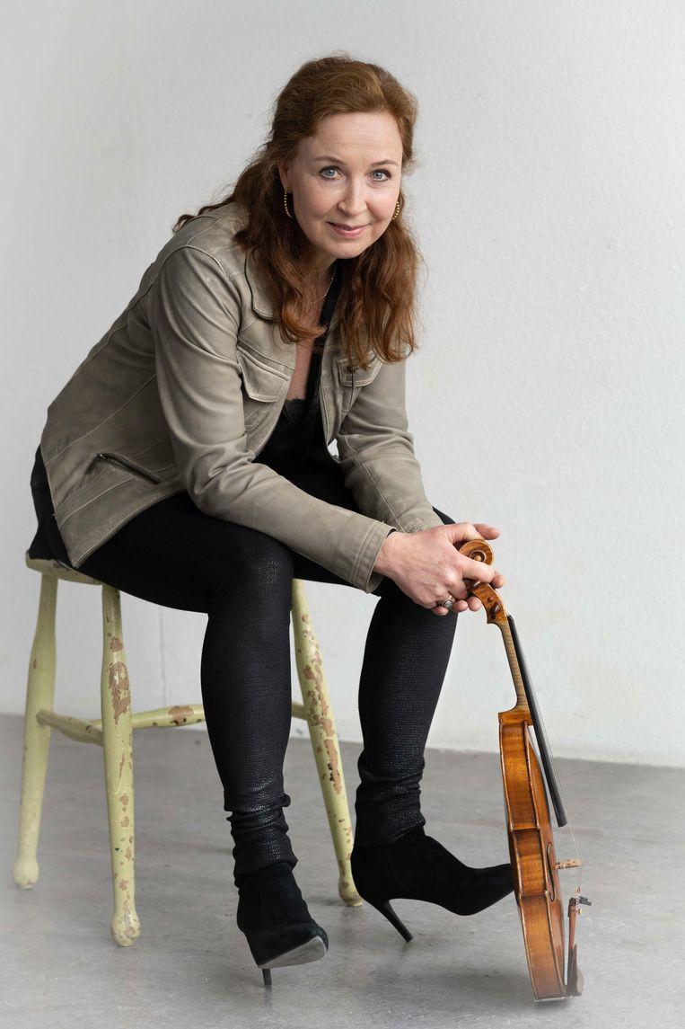 Cécile Huijnen: 'Ik wilde geen leverancier van knullige hatseflatsstukjes worden'.  Beeld Julie Blik