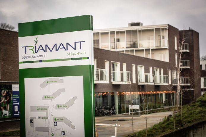 Woonzorgcentrum Triamant Haspengouw in Sint-Truiden komt als eerste aan de beurt.