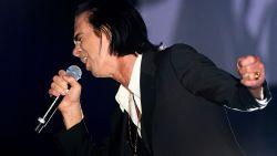 Nick Cave houdt vragenrondje in De Roma
