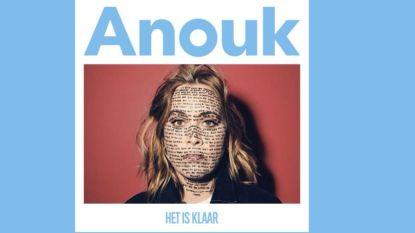 Anouk komt vrijdag met Nederlandstalige single
