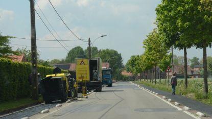 Asfaltstrook zorgt voor meer comfort voor fietsers op Molenberg, gelijkaardige werken gepland op Kerkplein en park Weispoel