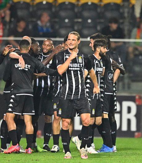 Le Sporting de Charleroi s'impose 0-3 à Ostende