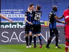 Le Club de Bruges se rassure et fait un grand pas vers le sacre