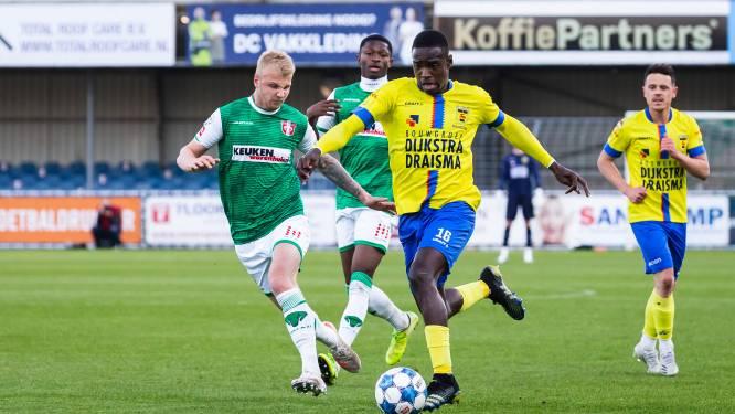 Samenvatting | FC Dordrecht - SC Cambuur