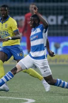 Matusiwa vertrekt naar FC Groningen