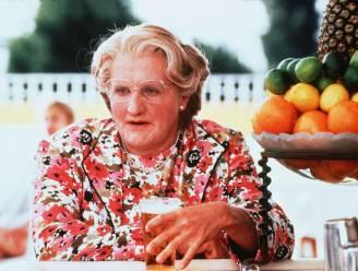 Robin Williams bezocht seksshop als Mrs. Doubtfire