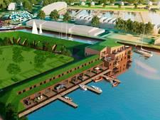 Waterpark op plek Werf Bodewes in Hasselt