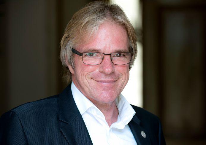 Burgemeester Marc Witteman van de gemeente Stichtse Vecht was ernstig ziek.