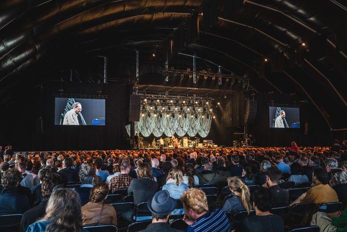Gent Jazz in 2019.