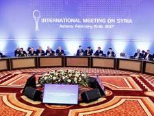 'Betere vrede met vrouwen aan onderhandelingstafel'