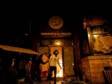 Politie grijpt in bij protesten tegen politiegeweld Minneapolis