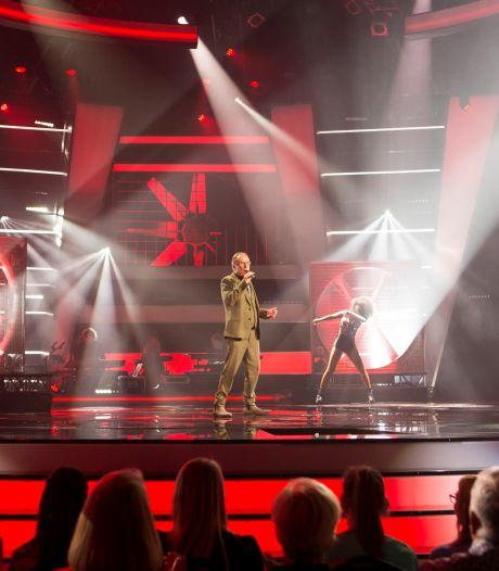 Achterhoeker Erik sneuvelt in de finale van The Voice Senior: 'Ik ben 60, maar niet 'old school''