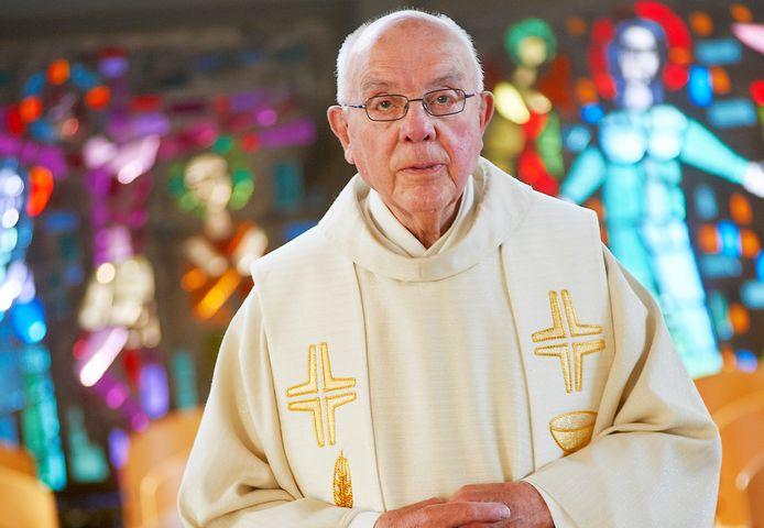 Pastor Jan Groot Zevert in 2015