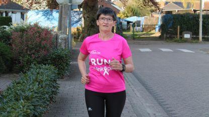 Ex-patiënte Marleen loopt Ten Miles tegen kanker