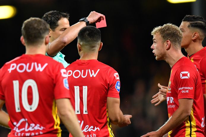 Nine Go Ahead win in crazy duel with Heracles |  Eredivisie