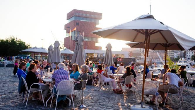 Voetjes onder terrastafel en genieten maar: bij deze 10 Antwerpse restaurants kan je vanaf 8 mei terecht voor dat langverwacht etentje