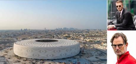 Amnesty over WK Qatar: 'We sturen Ronald de Boer trouw onze rapporten, maar hij leest ze blijkbaar niet'