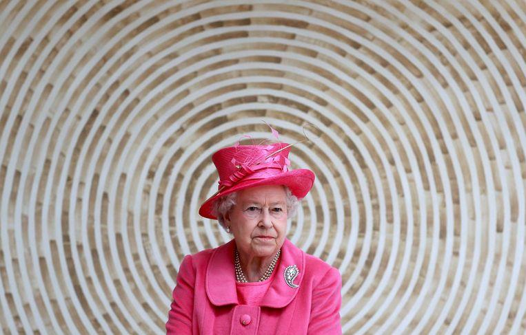 Koningin Elizabeth Beeld Getty