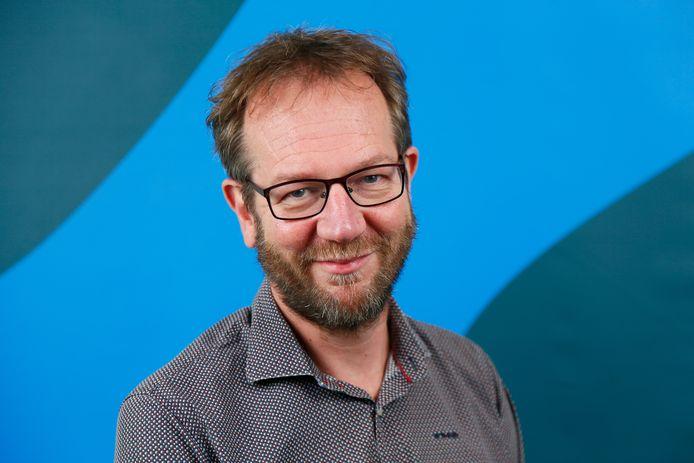 Prof. Dr. Koen van Eijck.
