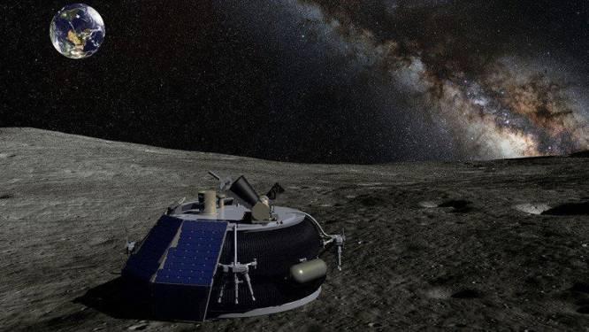 Allereerste privébedrijf vliegt naar de maan en neemt uitzonderlijke lading mee