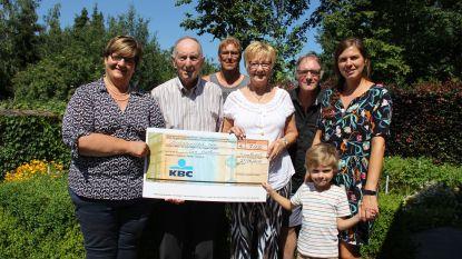 Zuid-Vlaams Ardennenfeest schenkt maar liefst 7.000 euro aan Team Neushoorn