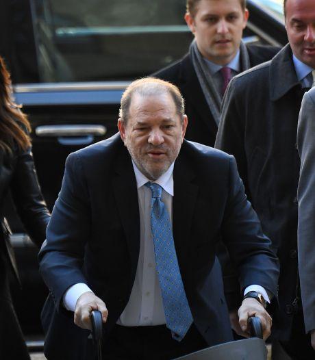 Nouvelle plainte pour violence sexuelle contre Harvey Weinstein