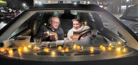 Restaurants Maas en Waal doen goede afhaalzaken: bijna iedereen zit tjokvol met kerst