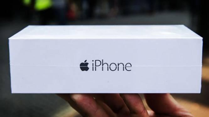 Nieuwe iPhone krijgt twee zwarte versies