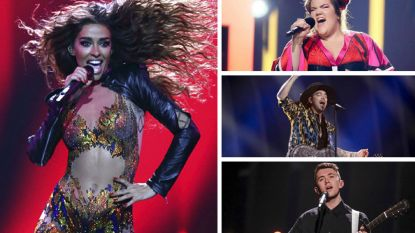 Poll: Wie wint het Eurovisiesongfestival?