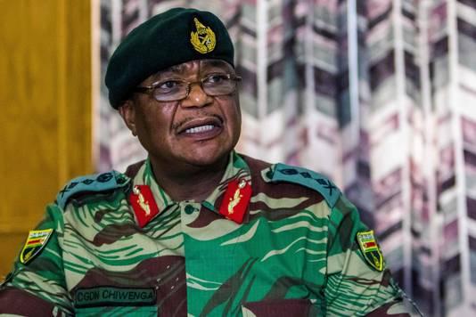 Generaal Constantino Chiwenga