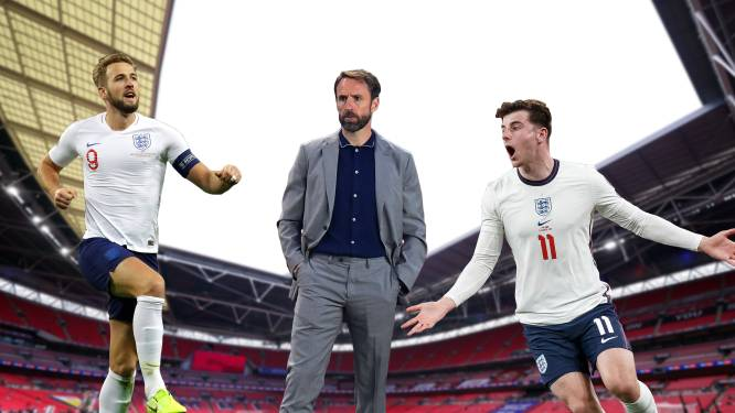 """Engeland, een 'gevaarlijke outsider' voor EK-titel, doorgelicht: """"Van Mason Mount ben ik écht onder de indruk"""""""