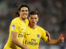 PSG wint met titel op zak met minimale cijfers van Bordeaux