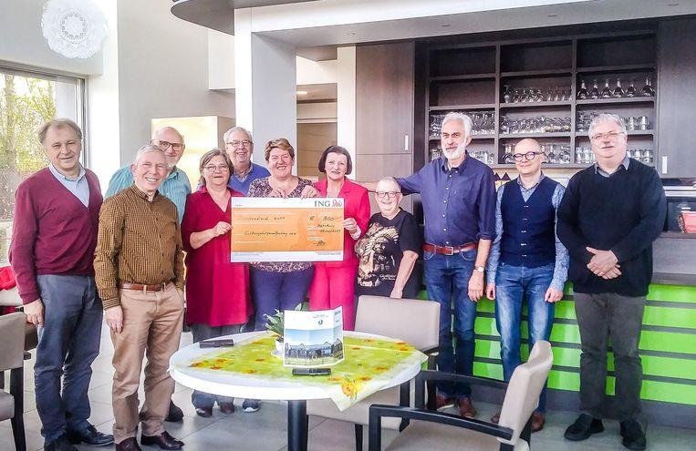 CD&V st Kruis cheque voor speling vzw
