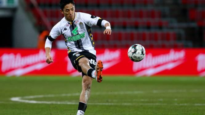 Charleroi nog steeds zonder Morioka tegen STVV, Diagne naar de B-kern