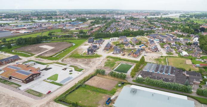 Nieuwbouw in Kampen.