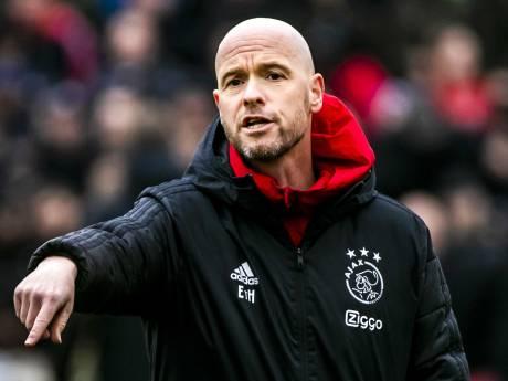 Ajax met 29 spelers naar De Lutte, internationals sluiten later aan