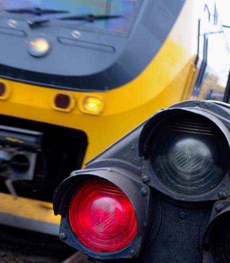 Treinverkeer tussen Bergen op Zoom en Roosendaal hervat na aanrijding