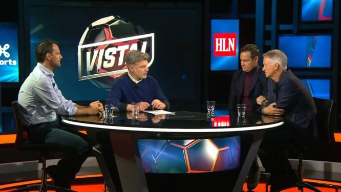 """VISTA! met Gilles De Bilde en Marc Degryse: """"Een jaar geleden leek Coucke wel 'God de vader', nu willen de supporters hem al niet meer"""""""