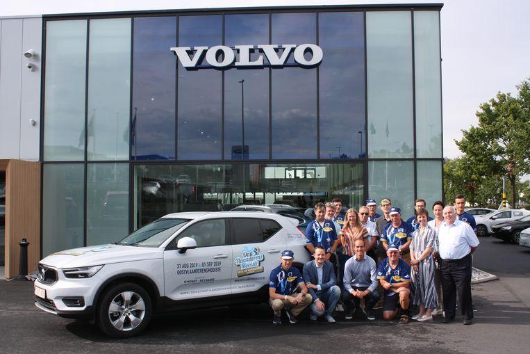 Volvo D'Hondt is één van de partners van Oost-Vlaanderens Mooiste.
