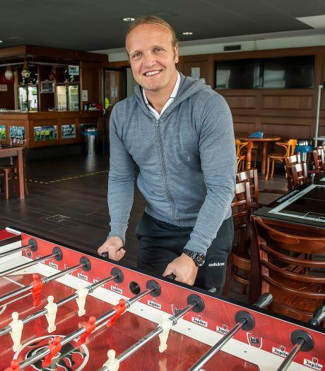 Uitvinder, barman, metselaar én brandweerman: oud-profvoetballer René van Dieren zit nooit stil