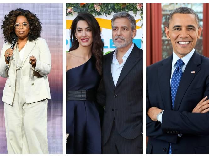Wanneer Oprah op speed dial staat: wie zijn de machtige vrienden van prins Harry en Meghan Markle?