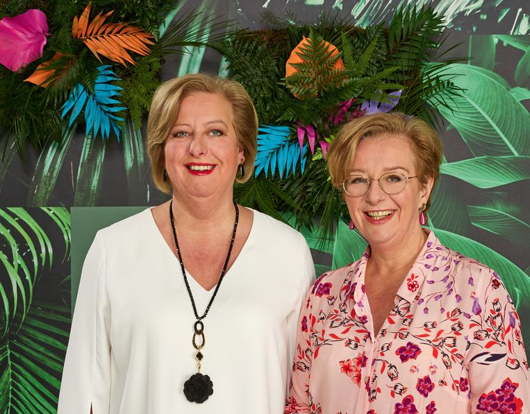 Hilde en Els Van Daele runnen Yzer Fashion ondertussen al 25 jaar.