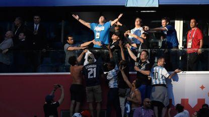 Niet de VAR, maar Diego Maradona is de grootste farçe op dit WK: FIFA betaalt gevallen held per event 11.000 euro voor zijn aanwezigheid in Rusland (naast zijn onkosten)