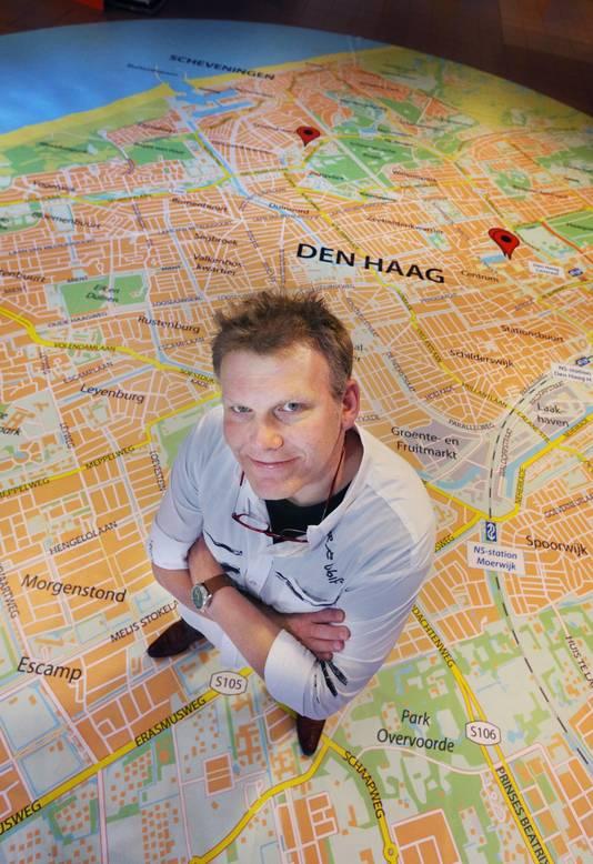 Wethouder Joris Wijsmuller over de groei van Den Haag.