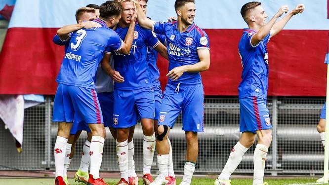 FC Twente-trainer Ron Jans: 'We hebben nog geen vast team'