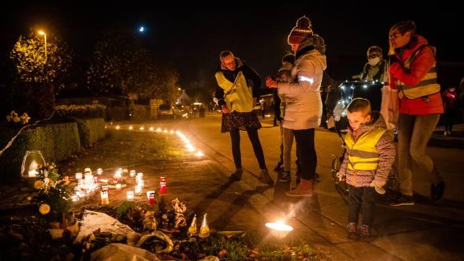 """School vermoorde Juf Mieke organiseert tweede lichtjeswandeling: """"We blijven troost zoeken en vinden bij elkaar"""""""