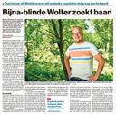 Wolter Oosterhuis deed in mei 2020 een oproep in deze krant.