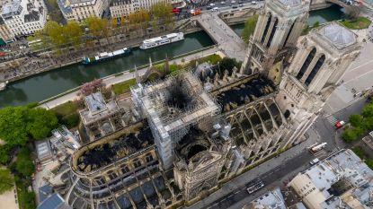 Ziet de Notre-Dame er straks weer hetzelfde uit als vóór de brand?