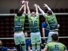 Orion faalt in Sliedrecht; geen finaleplaats Doetinchemse volleyballers